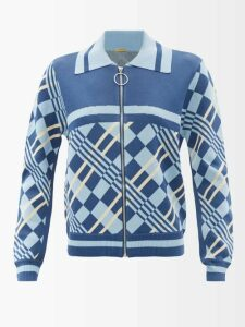 Isabel Marant - Datja Metallic Single Breasted Blazer - Womens - Black Silver