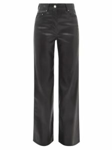 Burberry - Kensington Long Cotton Gabardine Trench Coat - Womens - Grey