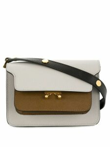 Marni Trunk shoulder bag - Grey