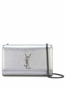 Saint Laurent Kate shoulder bag - Silver