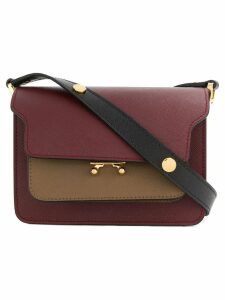 Marni Trunk shoulder bag - Red