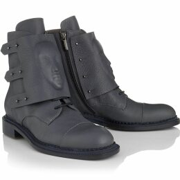 Emily Lovelock - Printed High Neck Top