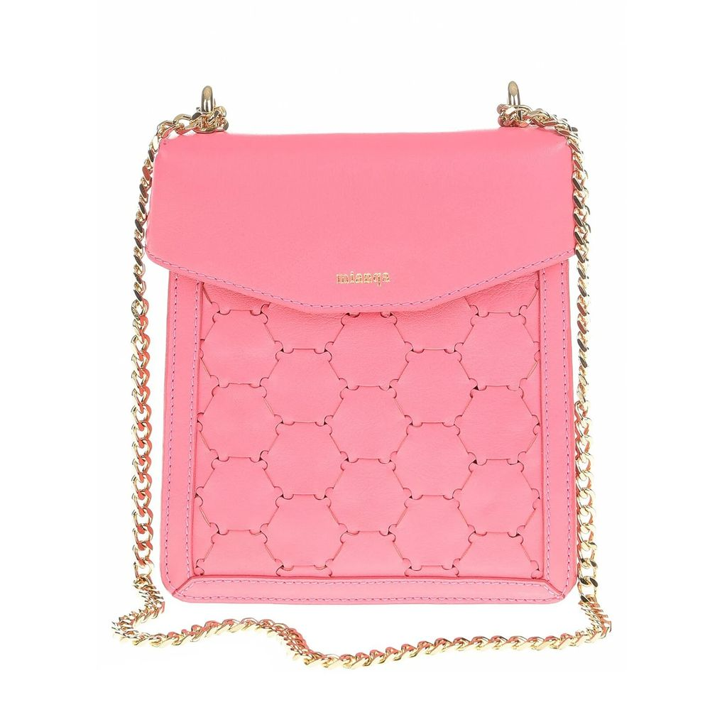 SOMERVILLE. - Lasso Silk Tee In Blue & White Stripe