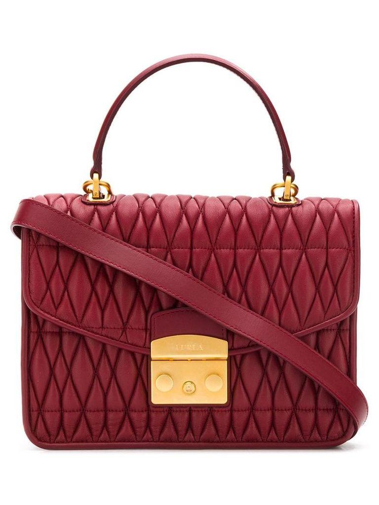 Furla Metropolis top handle bag - Red