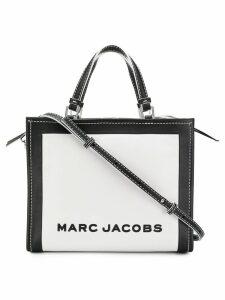Marc Jacobs box tote bag - White