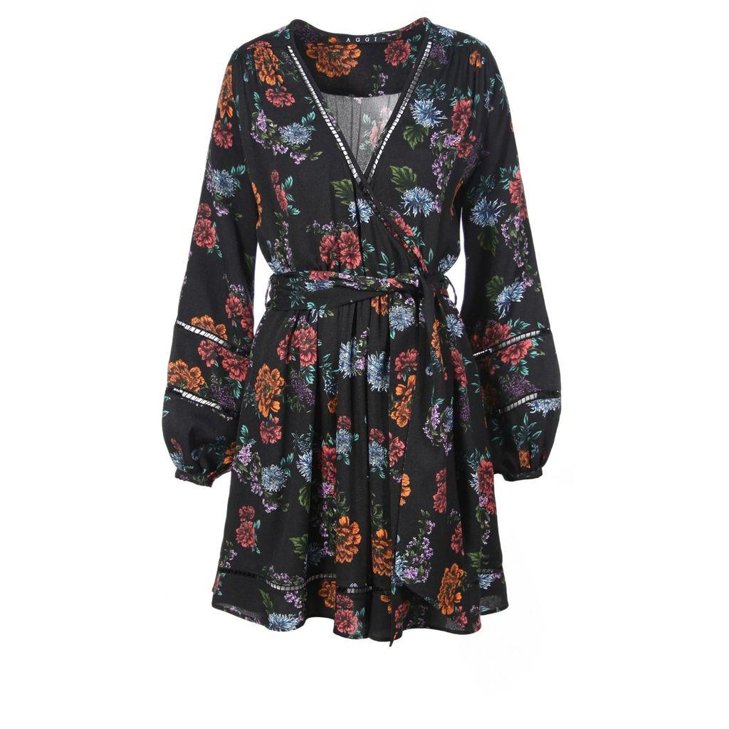 Menashion - Pencil Skirt No. 904 Blue