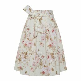 Menashion - Wrap Skirt No. 903 Roses