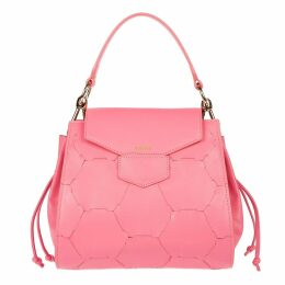 Simitri - Jazz Silver Crystal Clutch