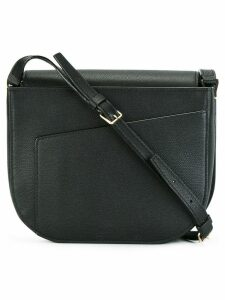 Valextra twist crossbody bag - Black