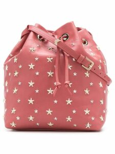Jimmy Choo Juno bucket bag - Pink