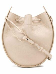 The Row round bucket bag - Neutrals
