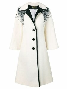 A.N.G.E.L.O. Vintage Cult 1970's Lu. Alda coat - White
