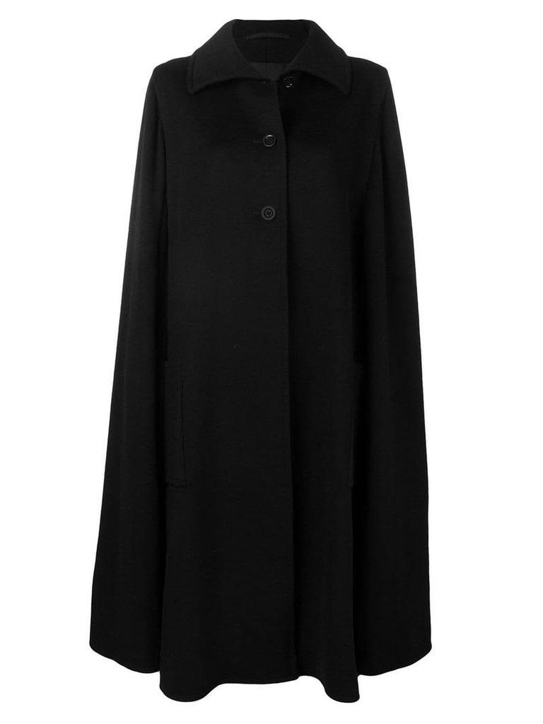 A.N.G.E.L.O. Vintage Cult 1970's Aquascutum coat - Black