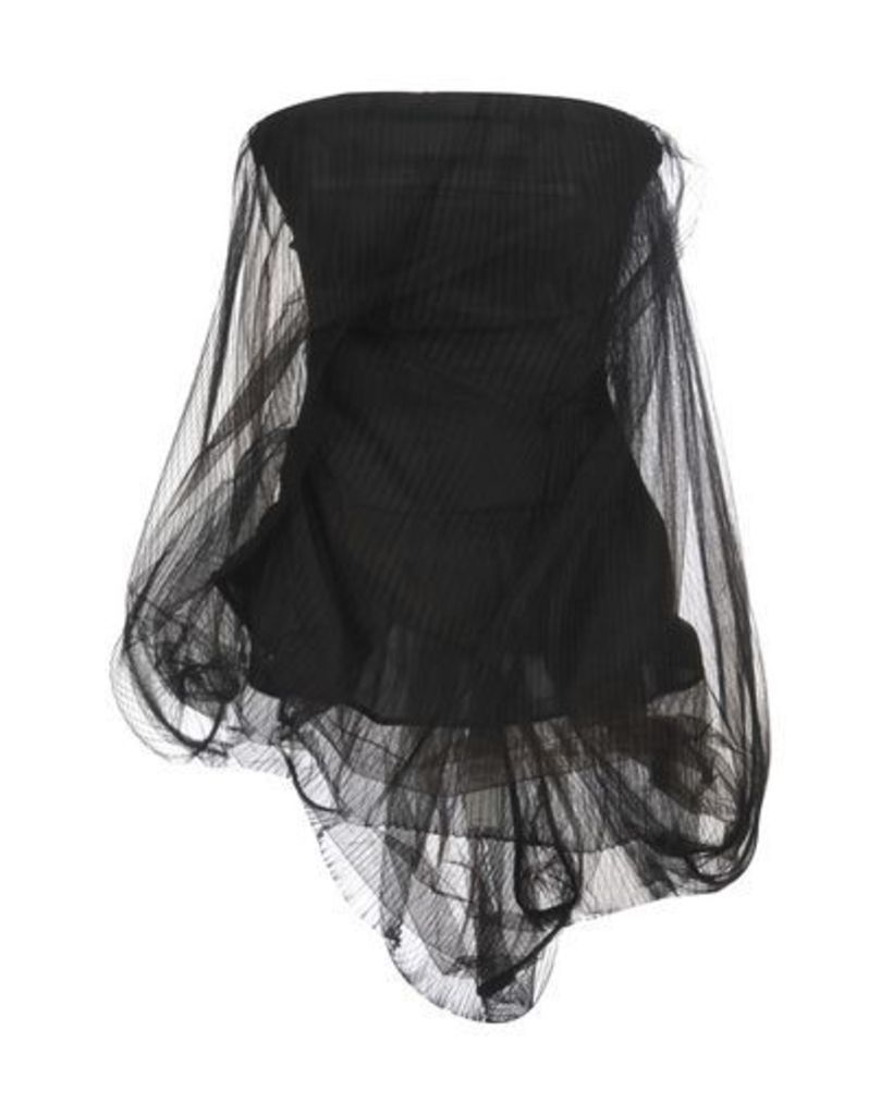 RICK OWENS TOPWEAR Tube tops Women on YOOX.COM