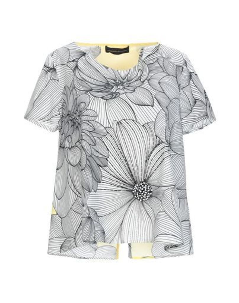 ALESSANDRO DELL'ACQUA SHIRTS Blouses Women on YOOX.COM