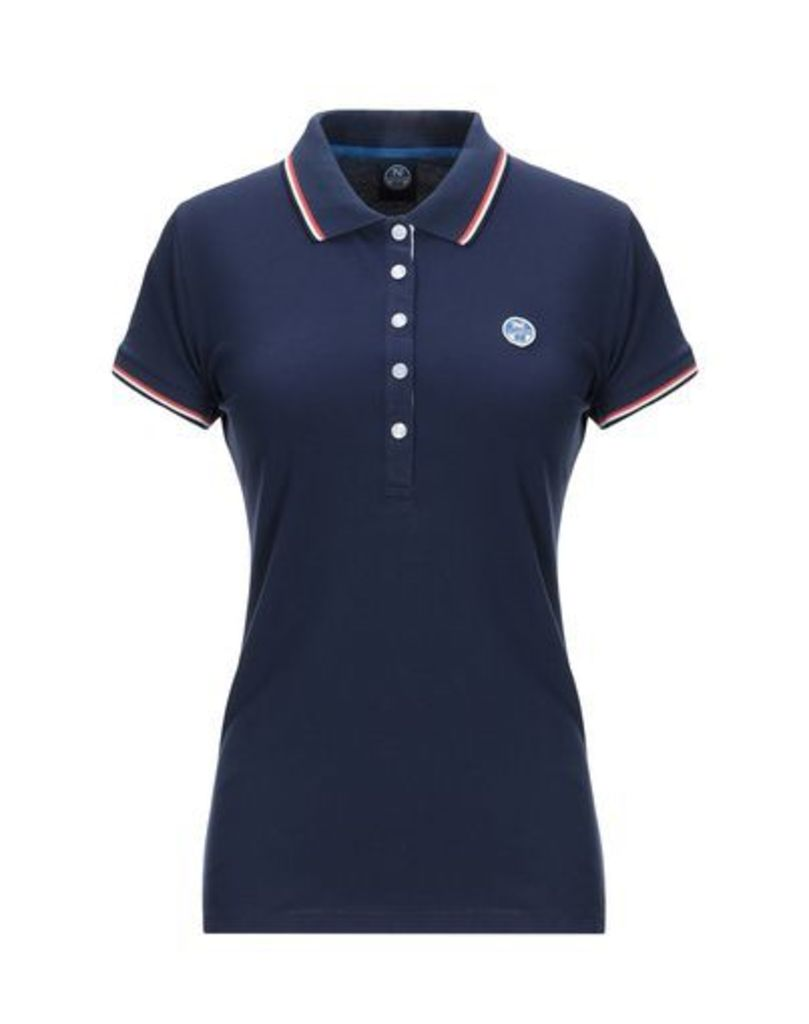 NORTH SAILS TOPWEAR Polo shirts Women on YOOX.COM