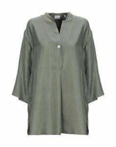CALIBAN SHIRTS Blouses Women on YOOX.COM
