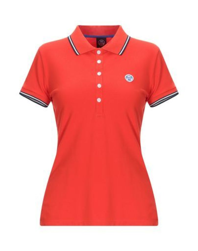 NORTH SAILS TOPWEAR Polo shirts Women on YOOX.COM