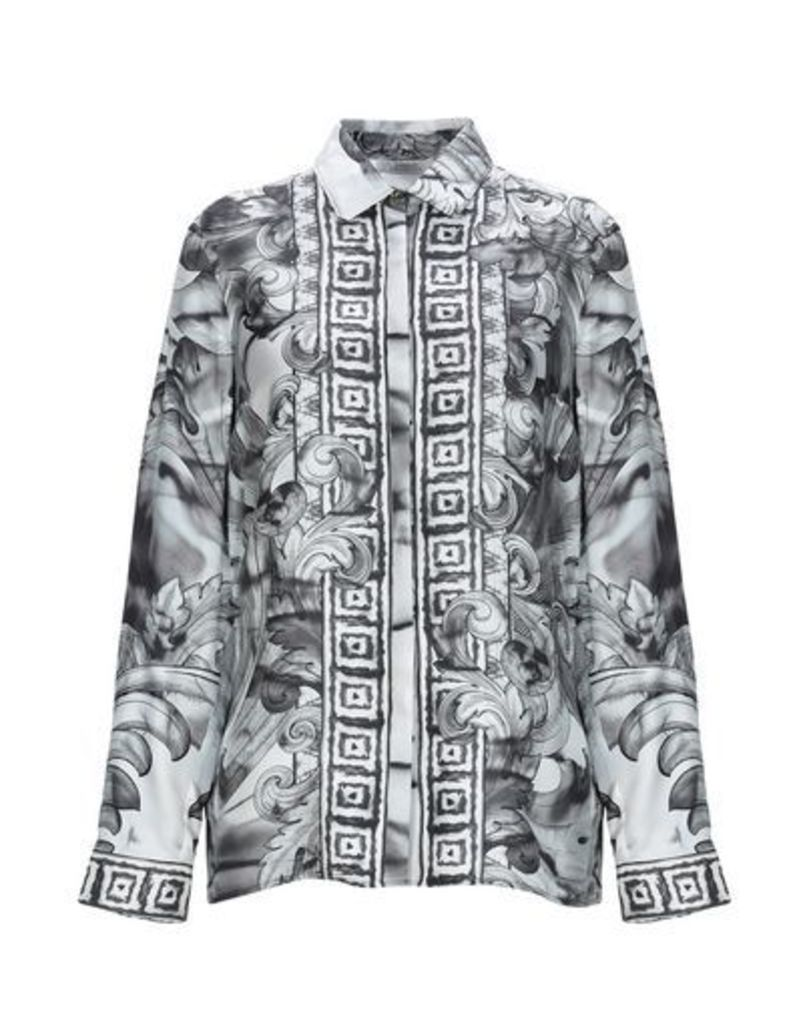 VERSACE COLLECTION SHIRTS Shirts Women on YOOX.COM