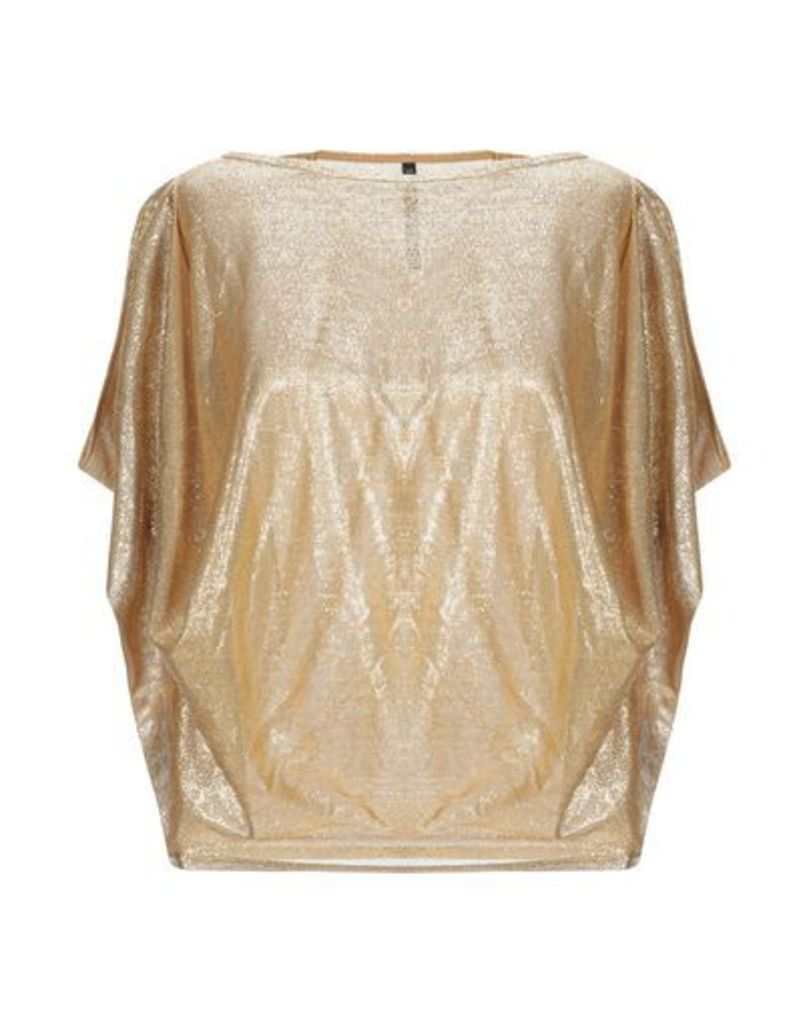 PLEIN SUD SHIRTS Blouses Women on YOOX.COM