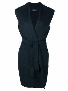'S Max Mara sleeveless coat - Blue