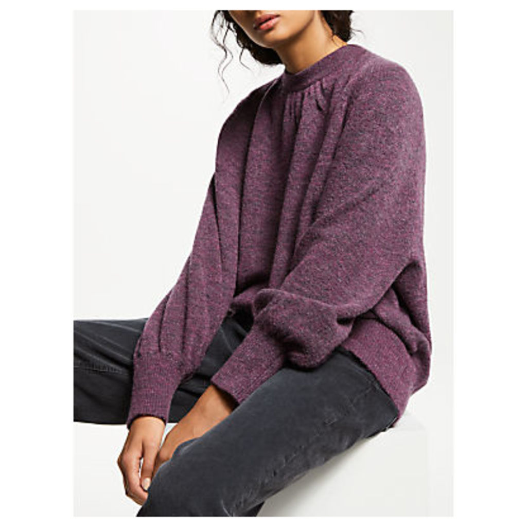 AND/OR Mika High Neck Jumper
