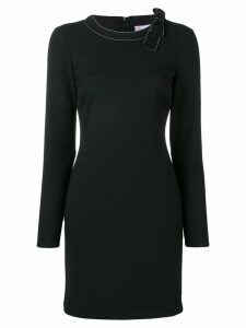 Red Valentino Cady dress - Black