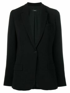 Theory classic staple blazer - Black