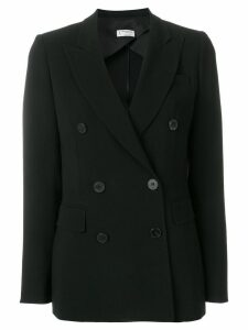 Alberto Biani double breasted blazer - Black