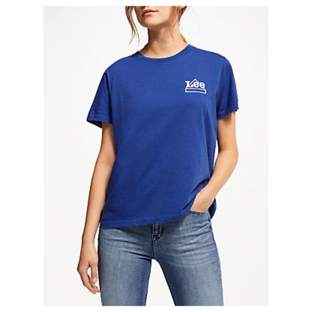 Lee Mini Logo T-Shirt