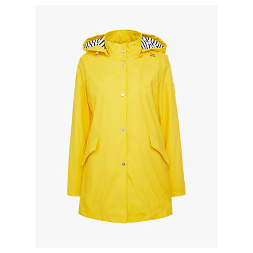 Lauren Ralph Lauren Hooded Coat, Warm Yellow