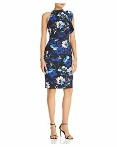 Black Halo Pabla Floral Sheath Dress - 100% Exclusive