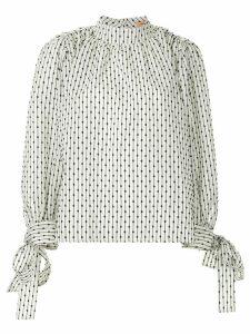 Maggie Marilyn Little Bit Of Love blouse - White