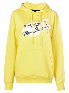 Marc Jacobs Unreal Taste hoodie - 700Yellow