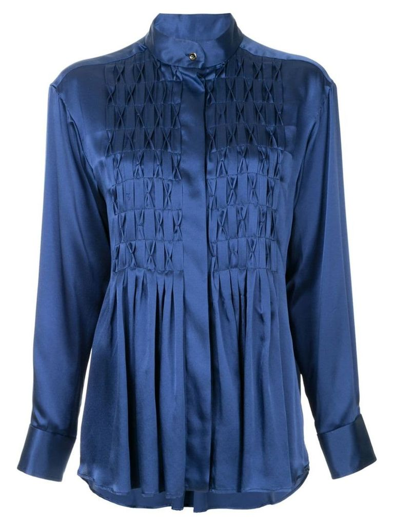 Maggie Marilyn Pick Me Up At 8 shirt - Blue