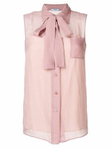 Prada sleeveless shirt - Pink