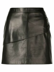 Givenchy mini leather skirt - Black