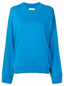 Calvin Klein crew neck jumper - Blue