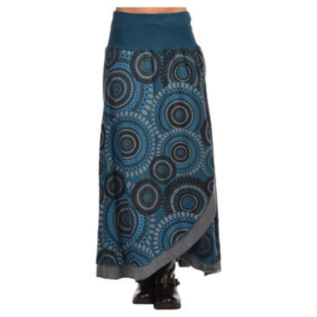 Namaste  Skirt  women's Skirt in Grey