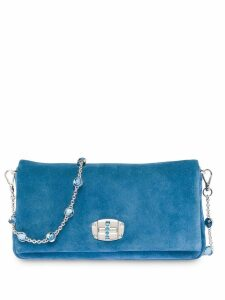 Miu Miu Miu crystal bag - Blue