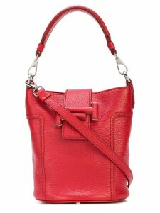 Tod's bucket tote bag - Red