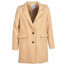 Betty London  JRUDON  women's Coat in Beige