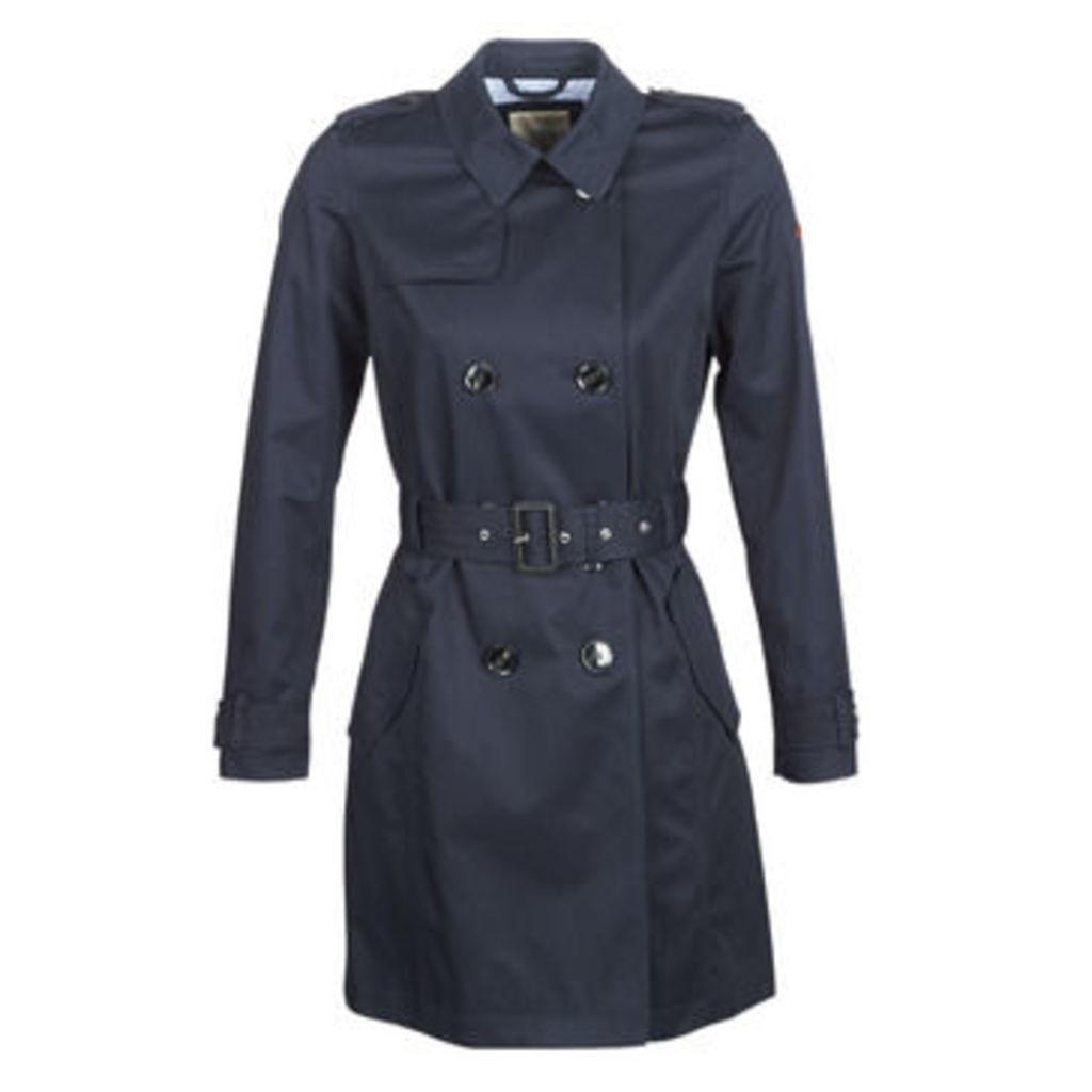Esprit  VIDALI  women's Trench Coat in Blue