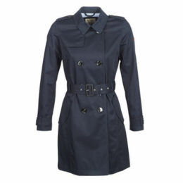 Esprit  VIDALI  women's Trench Coat in Blue