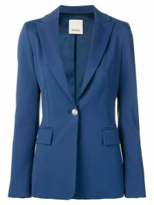 Pinko classic fitted blazer - Blue