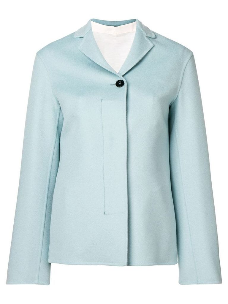 Jil Sander Goya jacket - Blue
