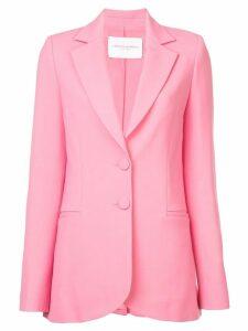 Carolina Herrera classic blazer - Pink