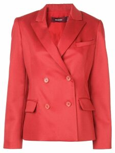 Sies Marjan double-breasted blazer - Red