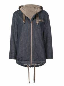 Brunello Cucinelli denim waistcoat - Blue