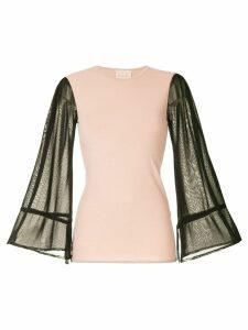 Roksanda Roisin knit top - Pink